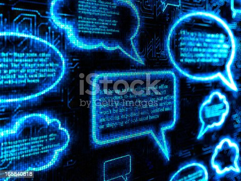 istock Speech Bubble 165840818