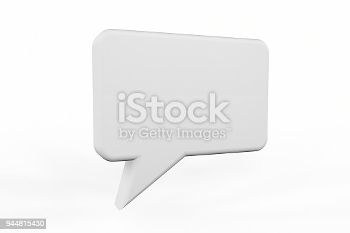 istock Speech Bubble 944815430