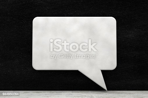 istock Speech Bubble 944950264