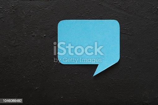 istock speech bubble social media communication idea 1046086482