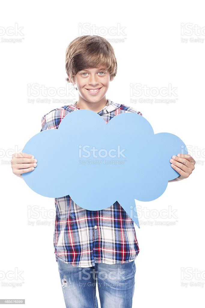 Speech Bubbles royalty-free stock photo