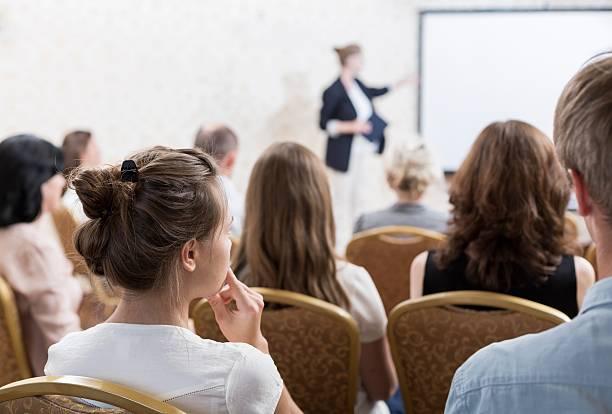 Discours de conférence - Photo