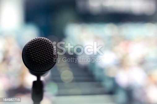 491577806 istock photo Speech Time! Your Turn! 164982715