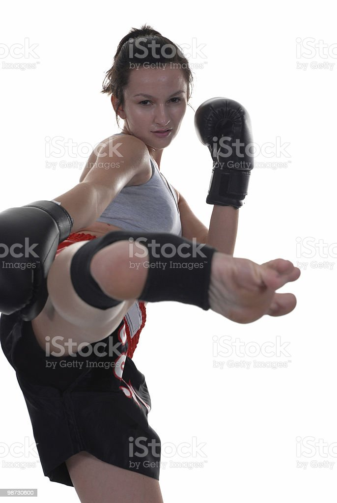 Speed and technique royalty-free stock photo