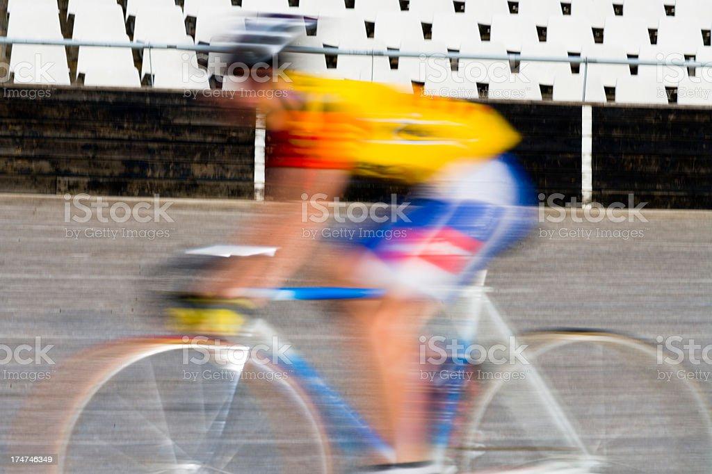 speed bike race royalty-free stock photo