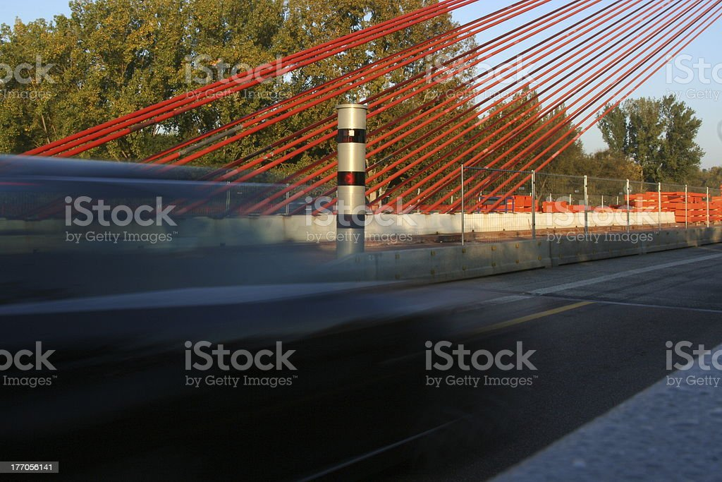 Speed Camera royalty-free stock photo