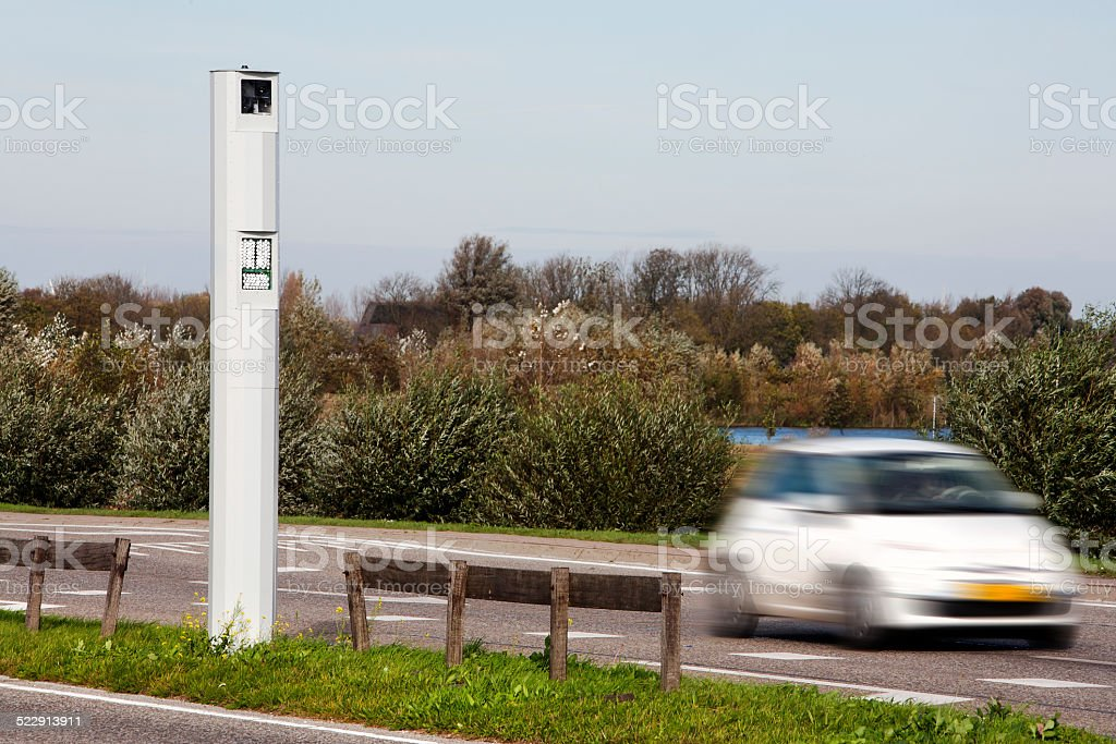 LED speed camera​​​ foto