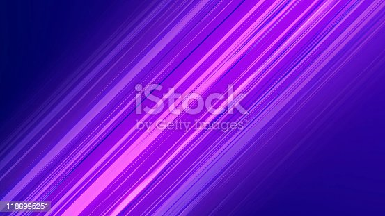 istock Speed colorful 3d illustration abstract anime background 1186995251