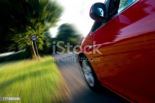 157590217 istock photo Speed Limit 177390346