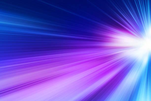geschwindigkeit bewegung auf der straße. - weltraumaktivitäten stock-fotos und bilder