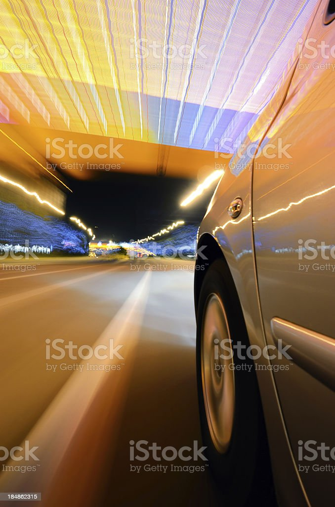 Speed motion royalty-free stock photo