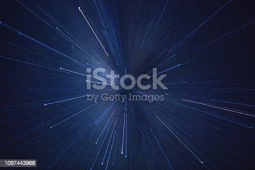 Speeding through the stars