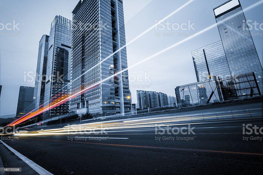 speed of light royalty-free stock photo