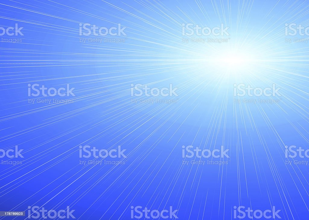 Speed of light. royalty-free stock photo