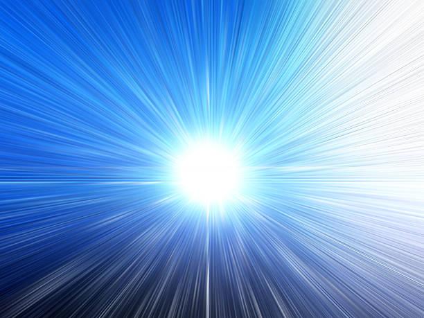 高速光の  ストックフォト