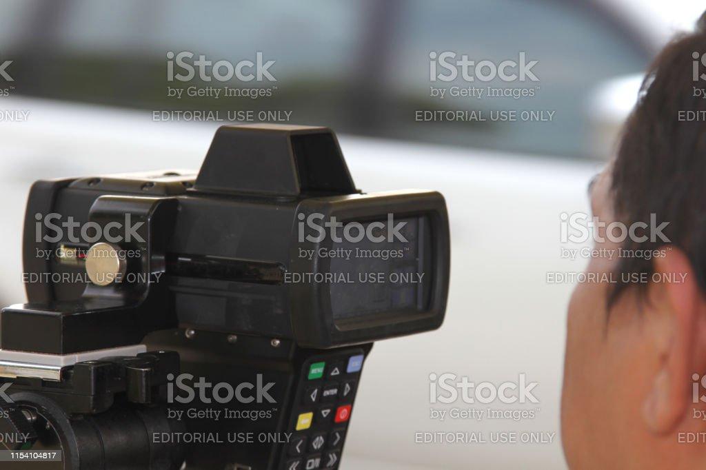 Speed Radar Laser Camera Gun Electronic Device Equipment Tool Limit...