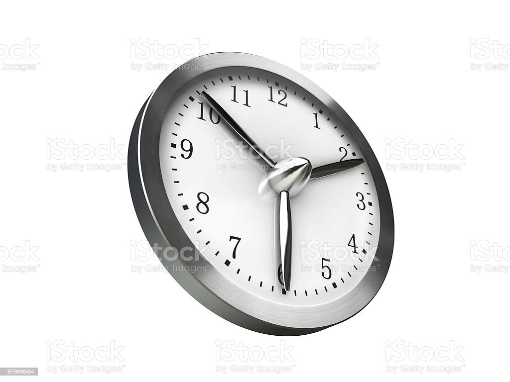 speed up time royalty-free stock photo