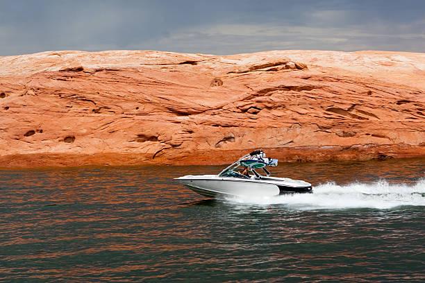 Schnellboot am Lake Powell – Foto