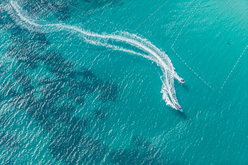 speedboat fun