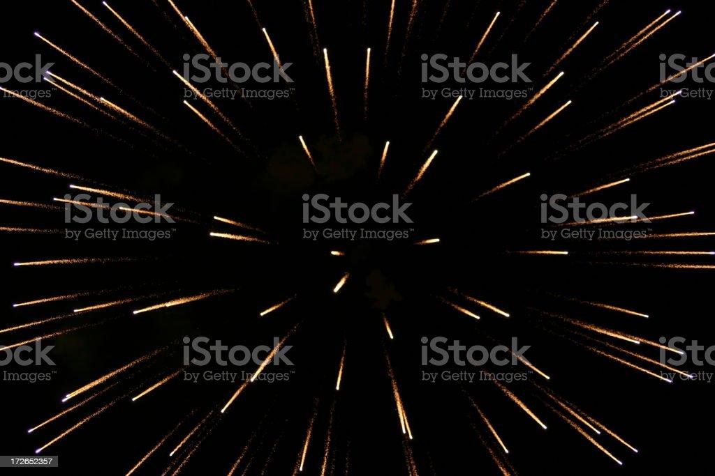 speeding between stars stok fotoğrafı