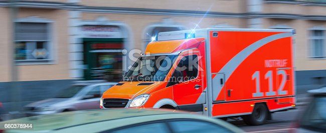 istock speeding german ambulance 660378944