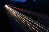 istock Speeding traffic IV 123544531