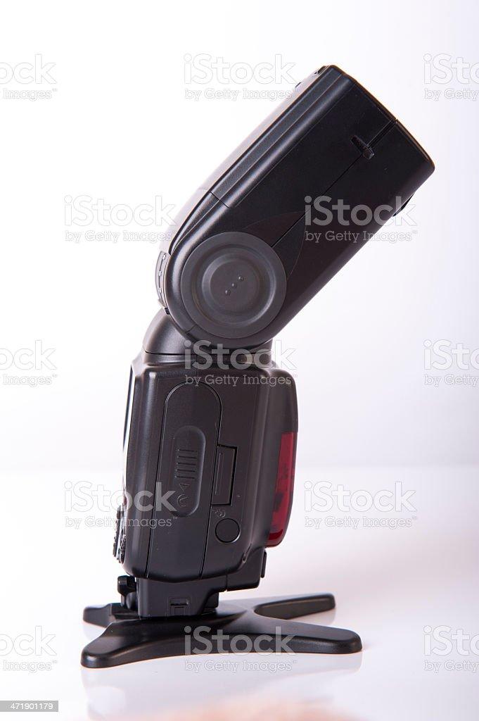 Speedlite stock photo