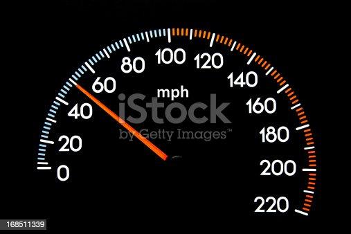 istock Speedometer 50 mph 168511339