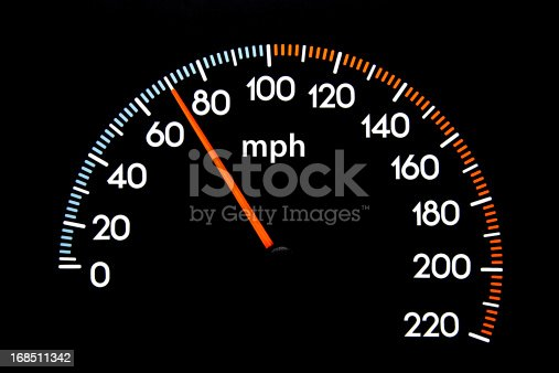 istock Speedometer 70 mph 168511342