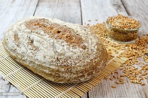 istock Spelt bread 904658224
