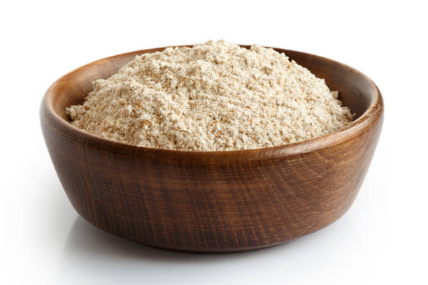 Spelt whole grain flour Spelt whole grain flour spelt stock pictures, royalty-free photos & images