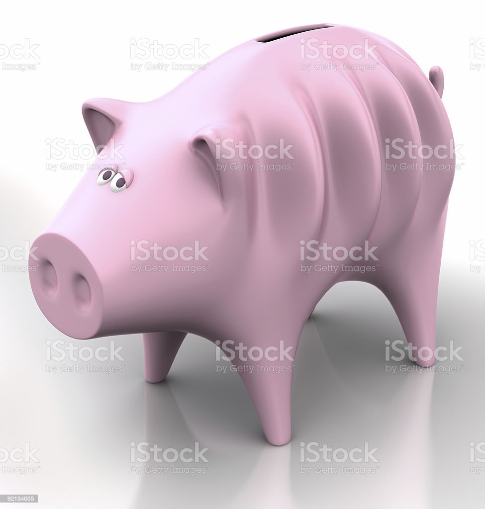 Spend Without Economy royalty-free stock photo