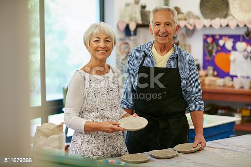 511679304istockphoto Spending our retirement doing what we love 511679366