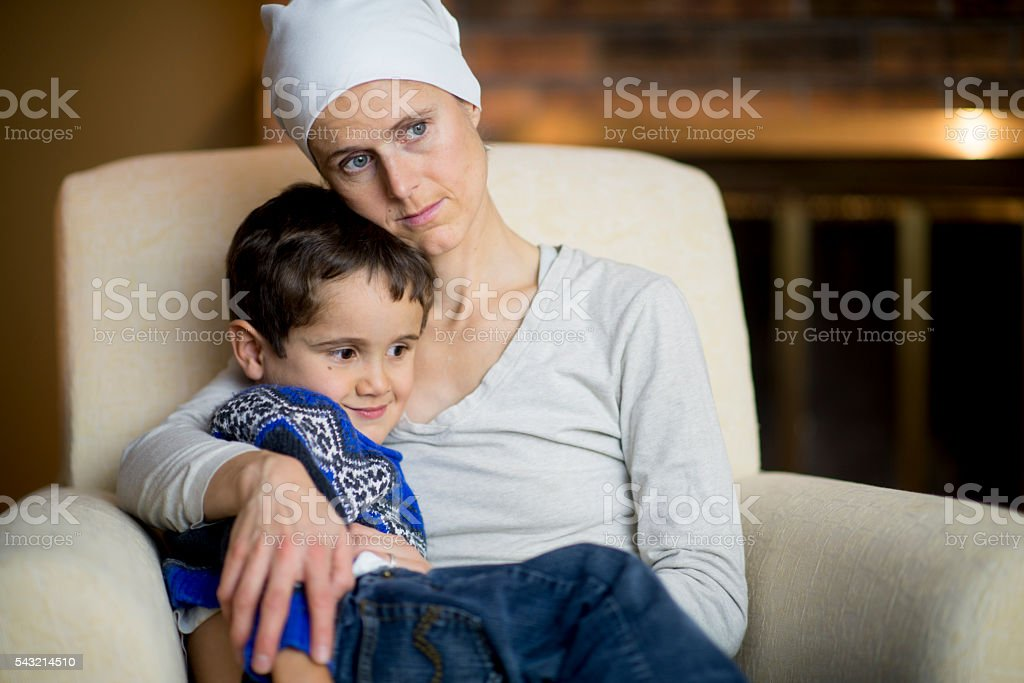 Spending Precious Moments Together stock photo