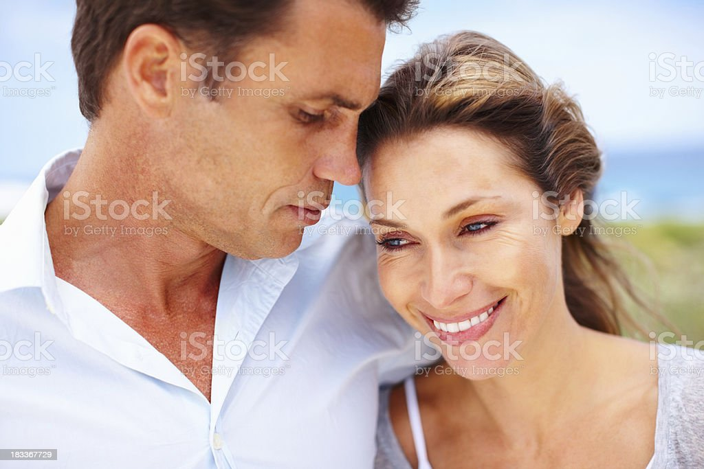 Spending quality time together royalty-free stock photo