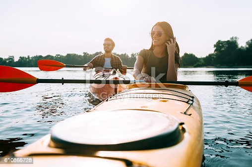 istock Spending quality time together. 610866728