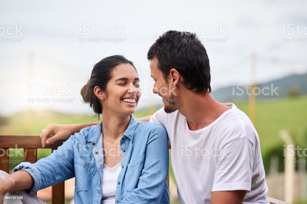 Spending some quality time together royalty-free stock photo