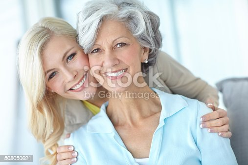 istock Spending some time with Mom 508050621
