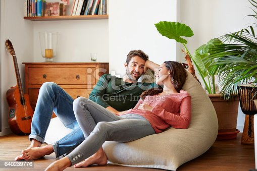 istock Spending the day chilling together 640239776