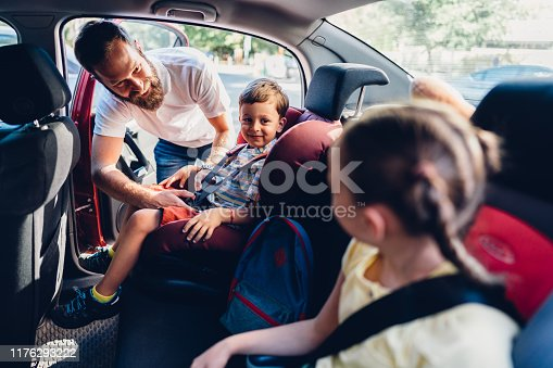 istock Spending the Day with Dad 1176293222