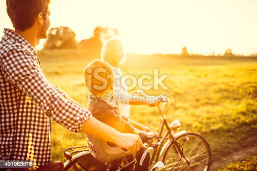 istock Spending time outdoors 491963516