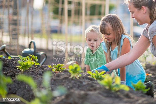 istock Spending Time Together on Mother's Day 522003236