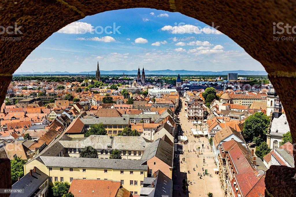 Speyer-Sehenswürdigkeiten – Foto