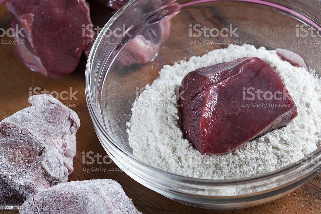 Spezzatino di carne royalty-free stock photo