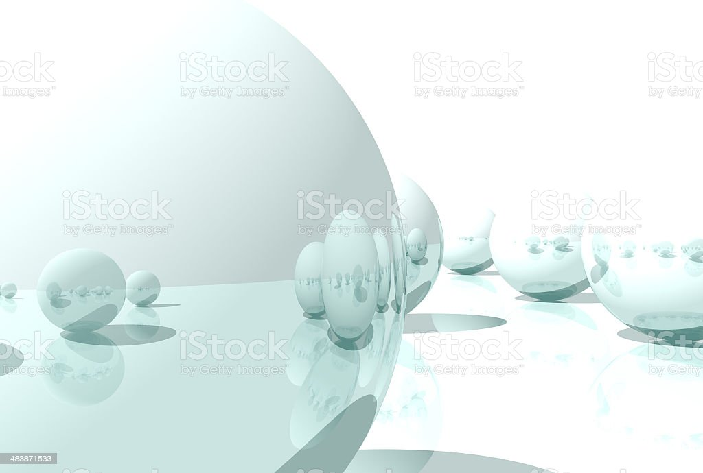 sphere royalty-free stock photo