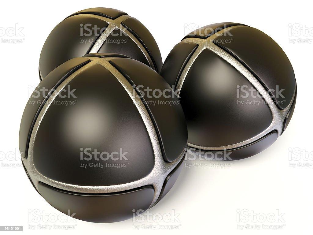 sphere royalty-free stock photo