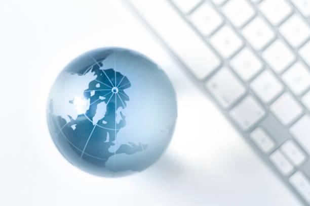Concept de sphère technologie - Photo
