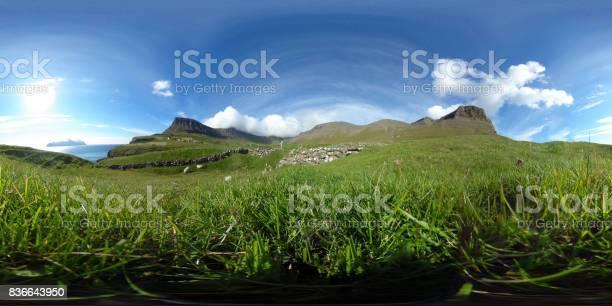 Spherical 360 degrees seamless panorama of nature in faroe islands picture id836643950?b=1&k=6&m=836643950&s=612x612&h=zdjzxy pl7qzj84pa7a15rdyiudhkutyr2xb1ujwdn0=