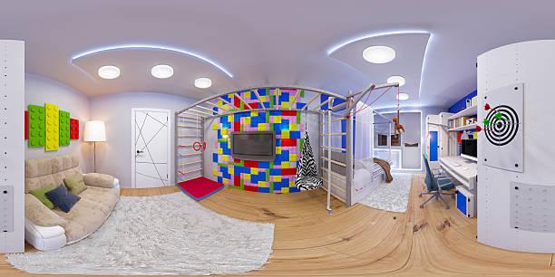 Spherical 360 seamless panorama of childrens room picture id628357372?b=1&k=6&m=628357372&s=612x612&w=0&h=u5orbf9lvhxrmat6bdwm75exvk8ose0xxp9bot4ysxc=