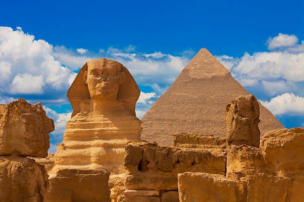 Sphinx in Ägypten – Foto